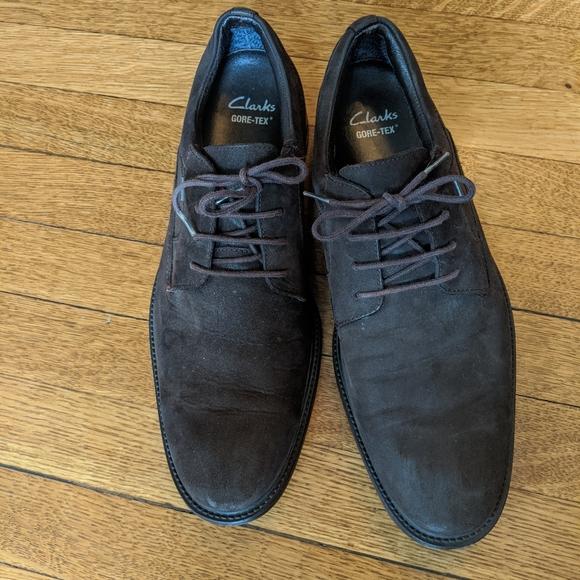 gore tex dress shoes